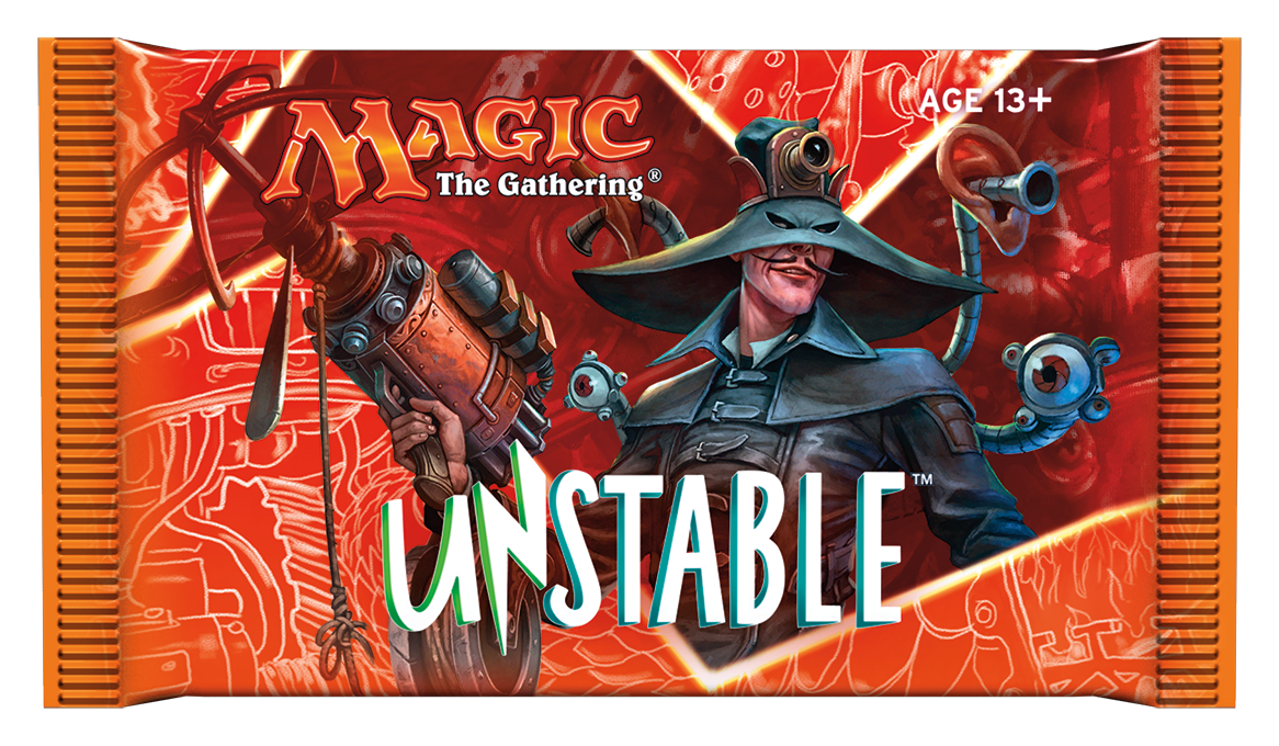 Magic: The Gathering - Unstable Single Booster