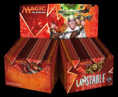 Magic: The Gathering - Unstable Booster Box