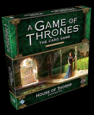 House of Thorns Deluxe Expansion: AGOT LCG 2nd Ed