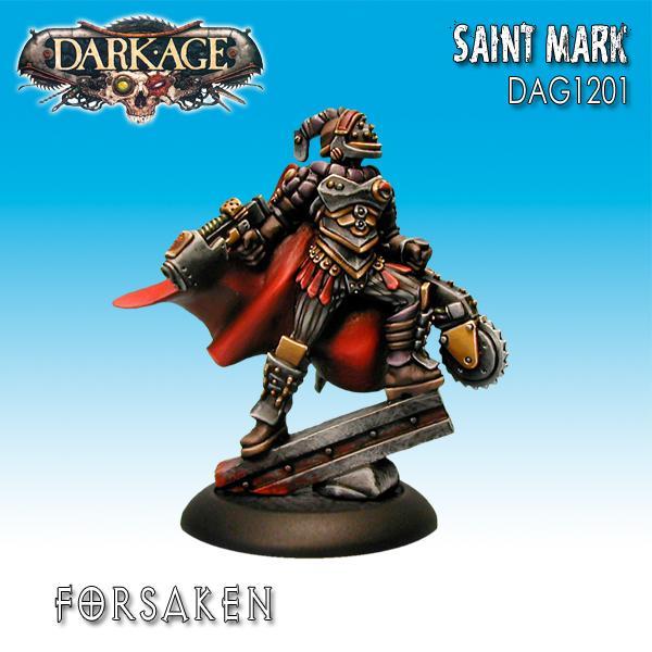 Forsaken Saint Mark