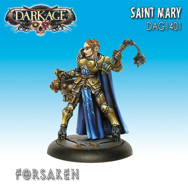Forsaken Saint Mary