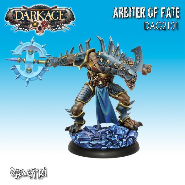 Dragyri Luck-Kit, The Arbiter Of Fate