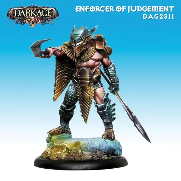 Dragyri Enforcer Of Judgement