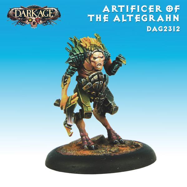Dragyri Artificer Of The Altegrahn