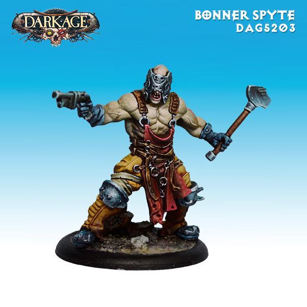 Outcast Bonner Spyte
