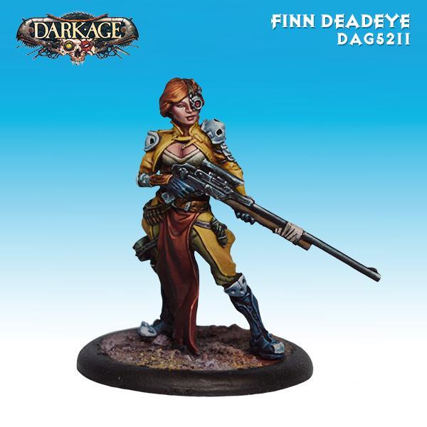 Outcast Finn Deadeye
