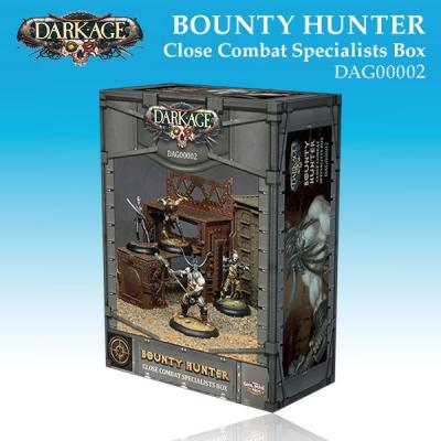 Bounty Hunter Close Combat Specialists Box