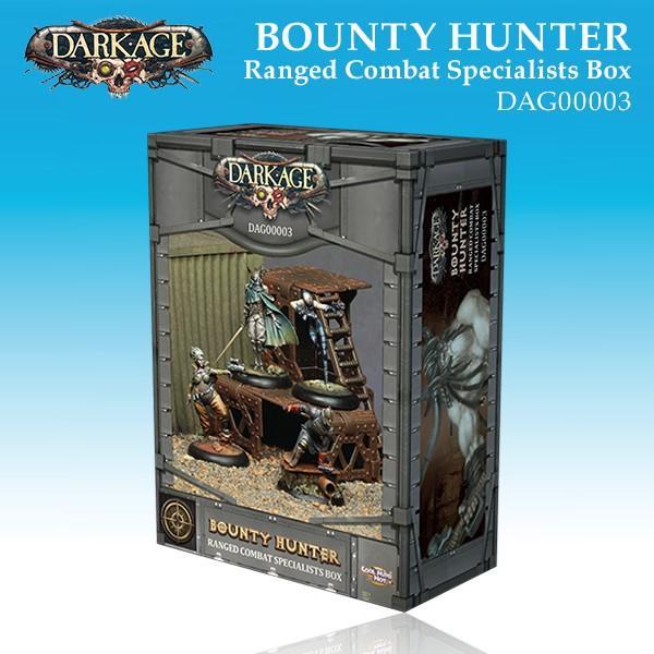 Bounty Hunter Ranged Combat Specialists Box