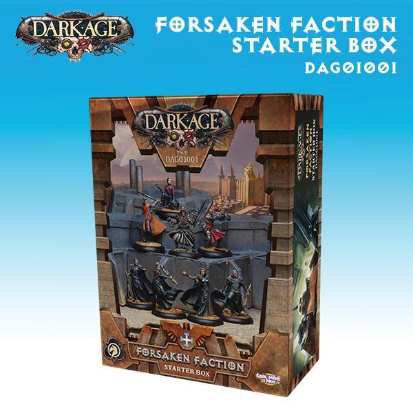 Forsaken Faction Starter