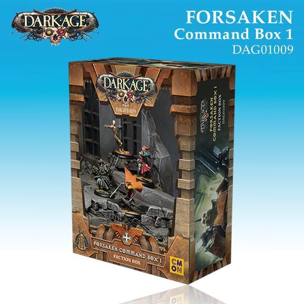 Forsaken Command Box 1