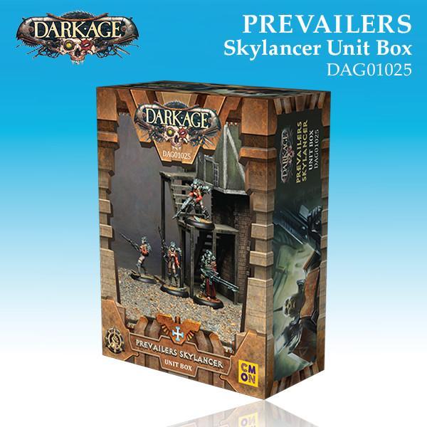 Prevailers Skylancer Unit Box