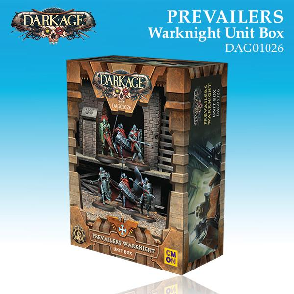 Prevailers Warknight Unit Box