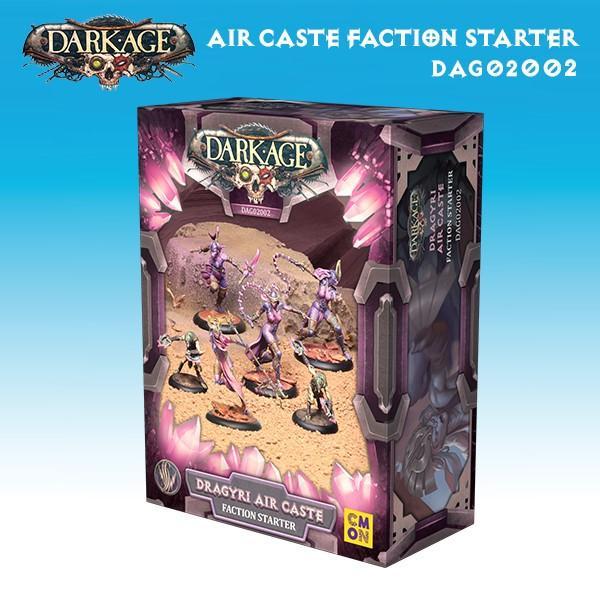 Air Caste Faction Starter