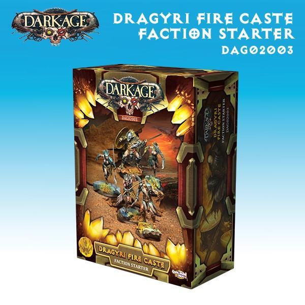 Dragyri Fire Caste Faction Starter