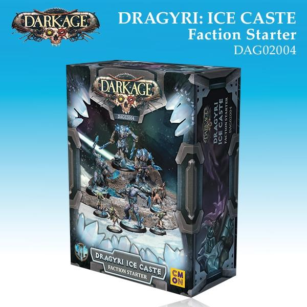 Dragyri Ice Caste Faction Starter