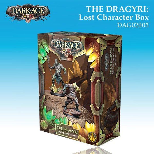 Dragyri Lost Characters Boxed Set