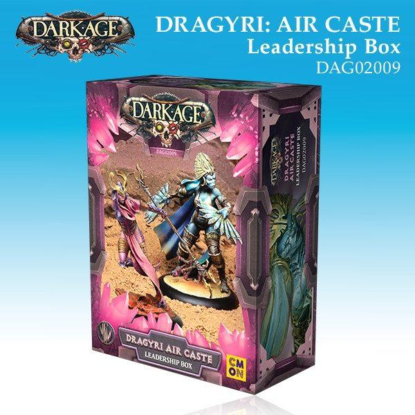 Dragyri Air Caste Leadership Box