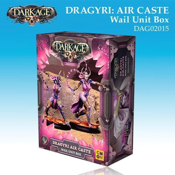 Dragyri Air Caste Wail Unit Box