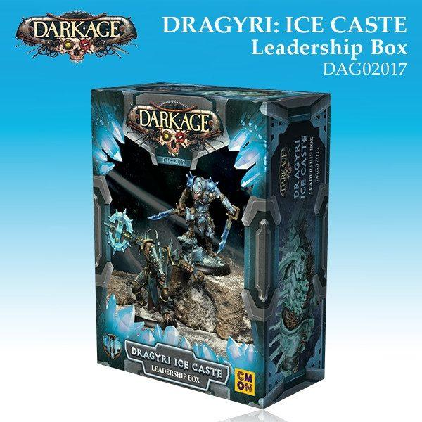 Dragyri Ice Caste Leadership Box