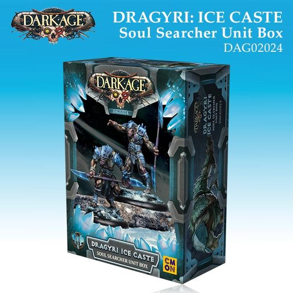Dragyri Ice Caste Soul Searcher Unit Box