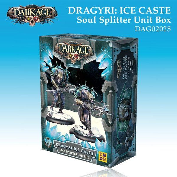 Dragyri Ice Caste Soul Splitter Unit Box