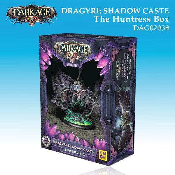 Dragyri Shadow Caste Huntress Box