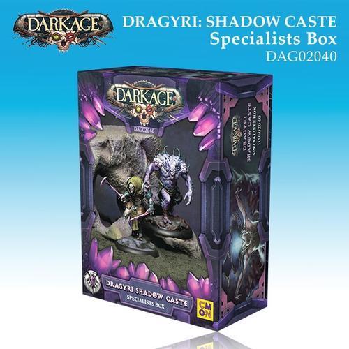 Dragyri Shadow Caste Specialists Box