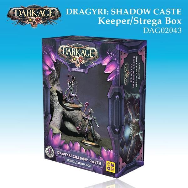 Dragyri Shadow Caste Keeper/Strega Unit Box