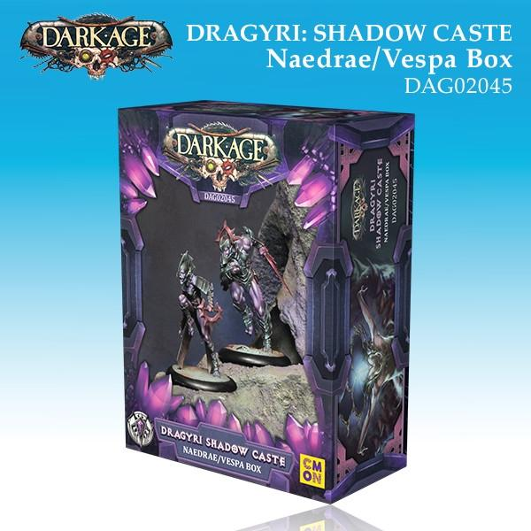 Dragyri Shadow Caste Naedrae/Vespa Unit Box