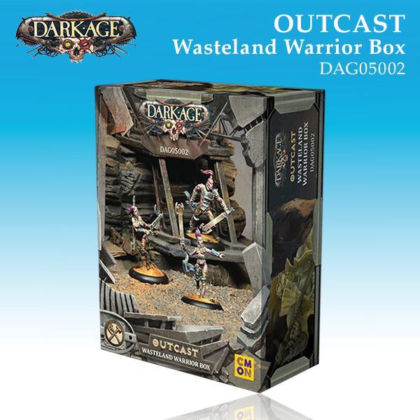 Wasteland Warrior Unit Box