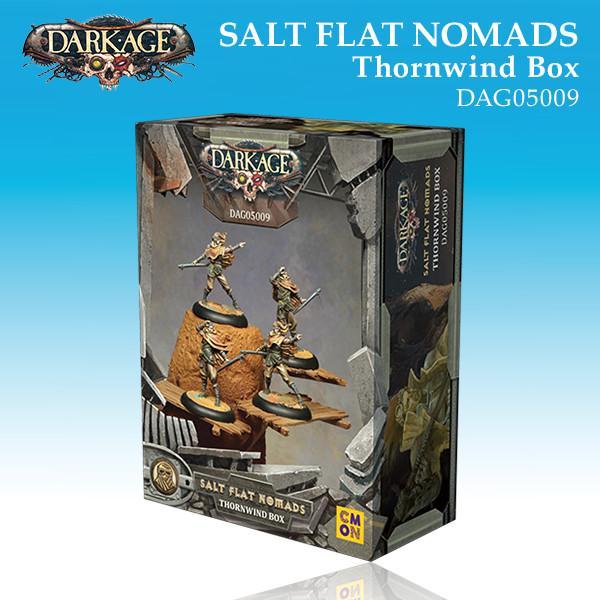 Salt Flat Nomads Thornwind Unit Box