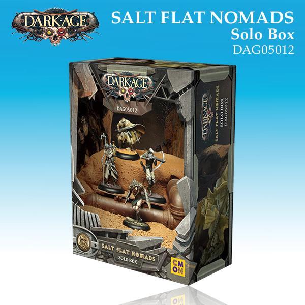Salt Flat Nomads Solo Box