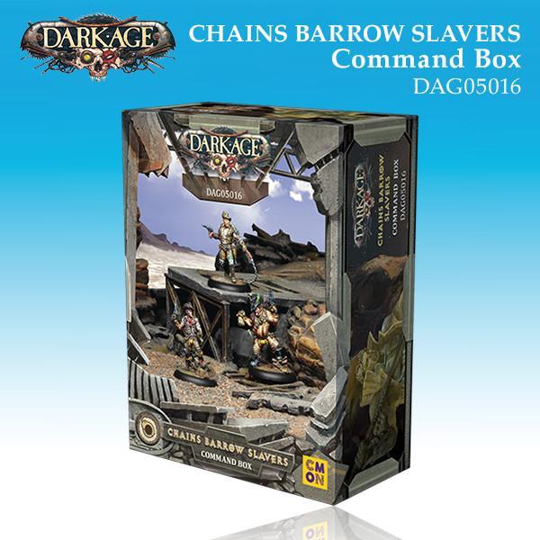 Chains Barrow Slavers Command Box