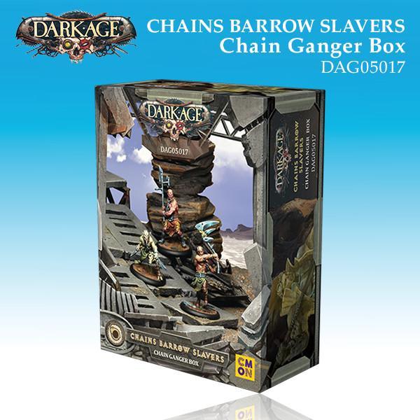 Chains Barrow Slavers Chain Ganger Unit Box