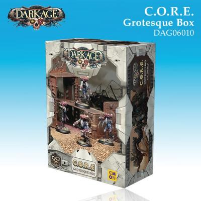 C.O.R.E. Grotesque Unit Box