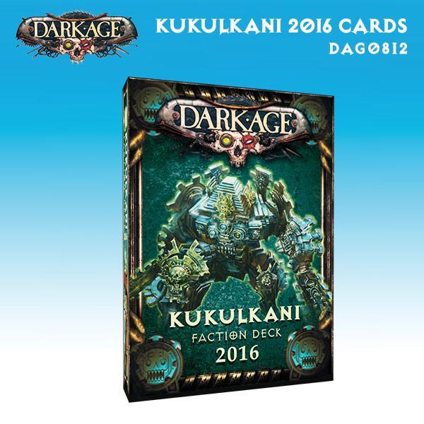 Kukulkani 2016 Cards