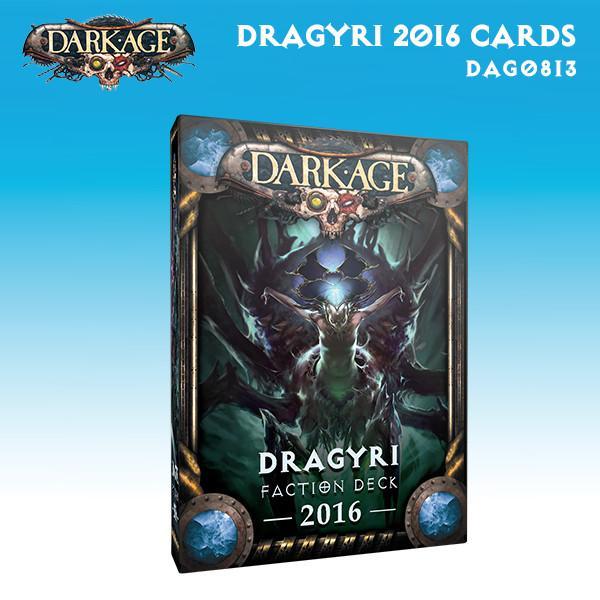 Dragyri Card Pack 2016
