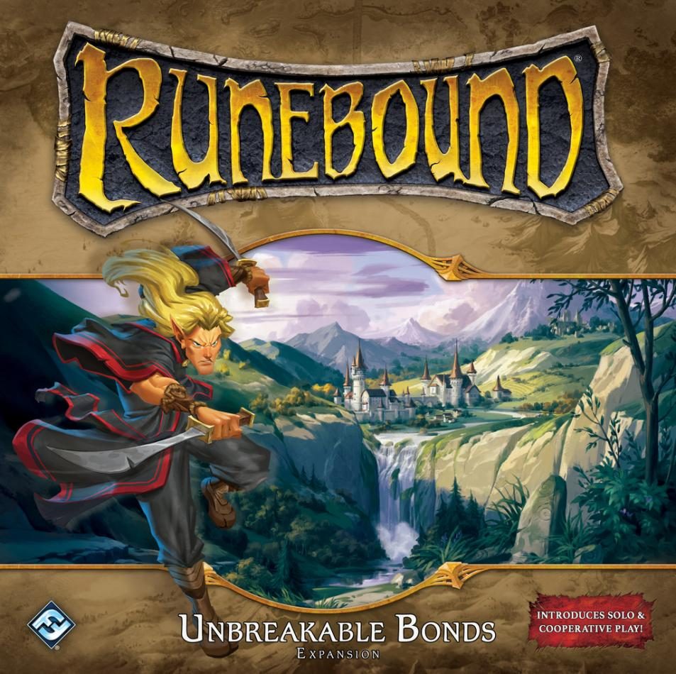 Unbreakable Bonds Expansion: RuneBound 3rd Edition