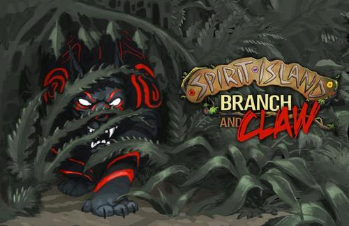 Branch & Claw Exp.: Spirit Island Expansion