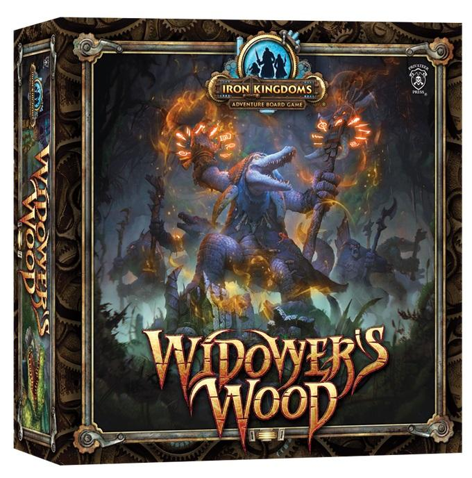 Widowers Wood Game