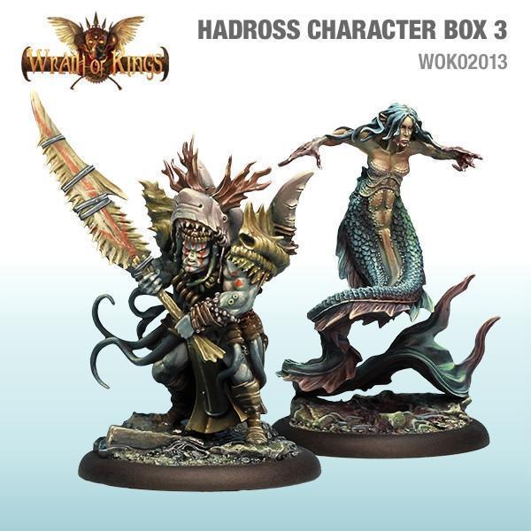 Hadross - Character Box 3