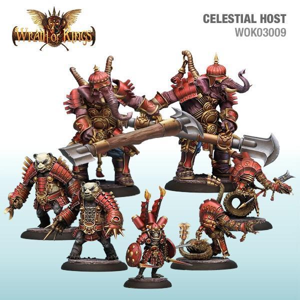 Shael Han - Celestial Host