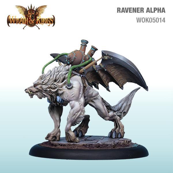 Goritsi - Ravener Alpha