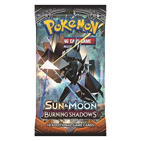 Pokemon TCG - Sun & Moon Burning Shadows Single Booster