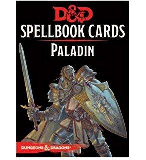 D&D: Paladin Deck (70 Cards)