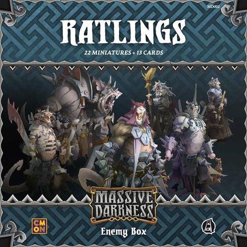Ratlings Enemy Box: Massive Darkness