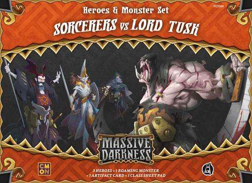 Sorcerers vs Lord Tusk: Massive Darkness