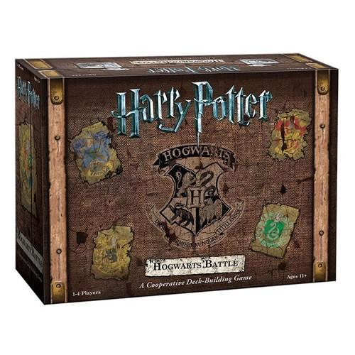 Harry Potter Hogwarts Battle- A Cooperative Deck Building Game
