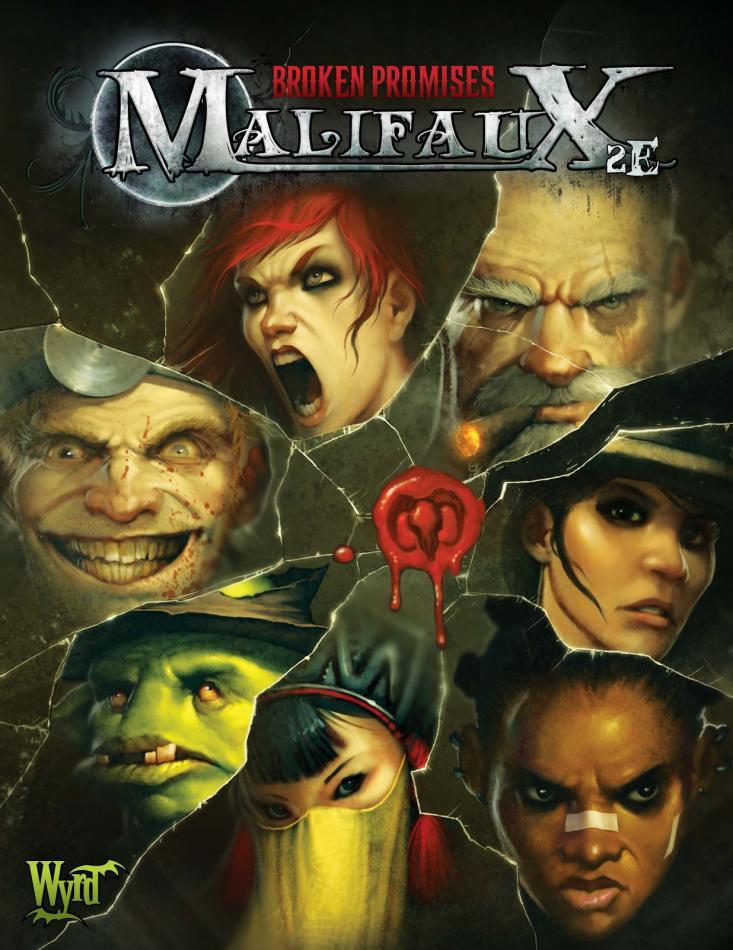 Broken Promises (Malifaux Expansion Book 4)