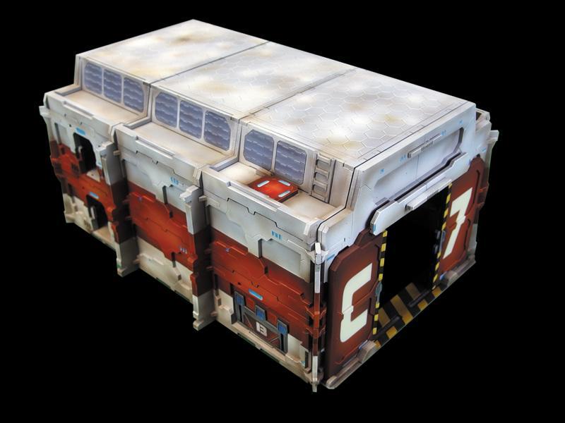 District 5 Warehouse